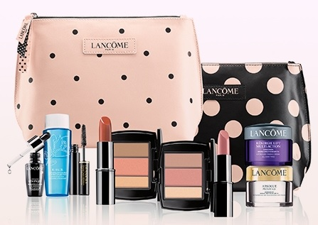 Lancome Gift with Purchase at Lord and